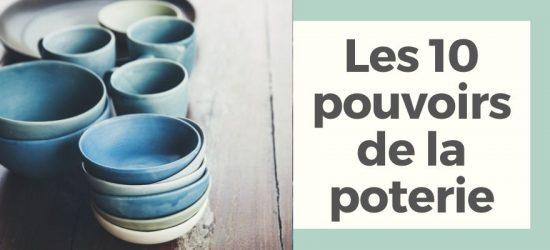 apprendre la poterie