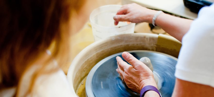 Foramtion poterie: stage ou cours?