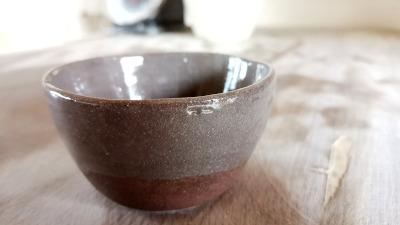 poterie faite avec la terre de mon jardin
