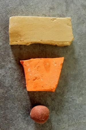 couleur-terre-poterie-differentes cuissons