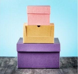 transporter poterie dans boite