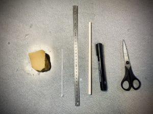 matériel pour fabriquer éponge emmanchée