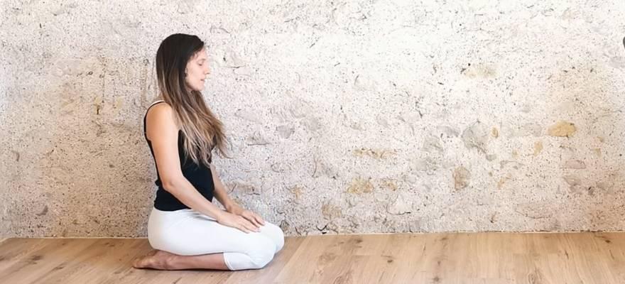 yoga poterie