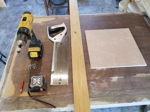matériel pour fabriquer rondeau