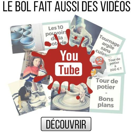 Cahine Youtube Le Bol poterie